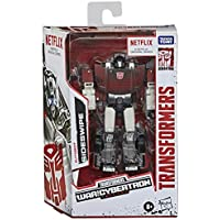 Transformers Netflix War for Cybertron Trilogy Deluxe Clase Autobot Sideswash