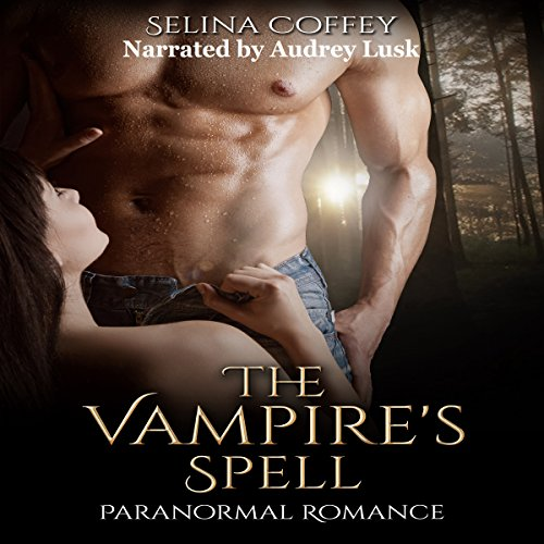 Vampire's Spell audiobook cover art