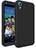 LK Case for HTC Desire 626 / 626s, [Shockproof] Hybrid Dual Layer Armor Defender Protective Case Cover for HTC Desire 626 / 626s (Black)