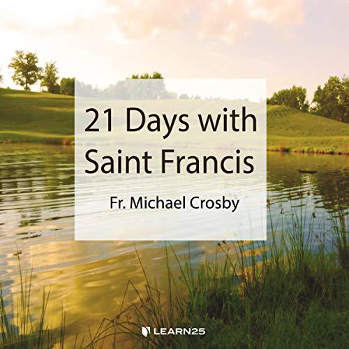 21 Days with Saint Francis copertina