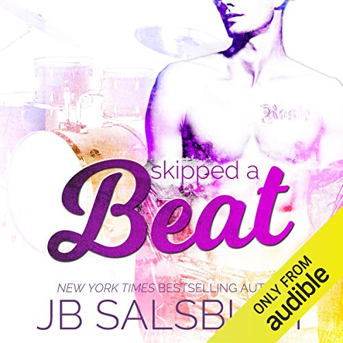 Skipped a Beat audiobook cover art
