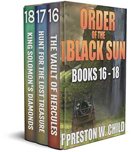 Order of the Black Sun Series: Books 16-18 (The Black Sun Series Boxset Book 6)