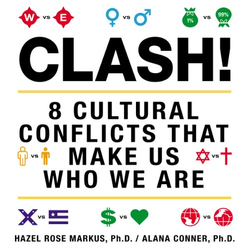 Clash! audiobook cover art