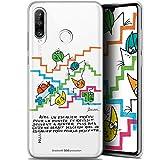 Caseink Coque pour Huawei P30 Lite (6.2) [Licence Officielle Collector Les Shadoks® Design...
