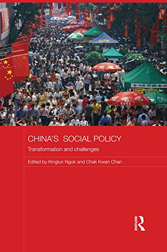 China's Social Policy: Transformation and Challenges (Comparative Development and Policy in Asia) (English Edition)