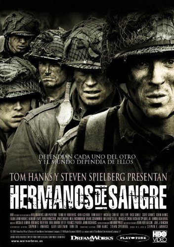 Hermanos de sangre 1º TEMP(Band of brothers) [Warner] [DVD]