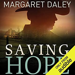 Saving Hope audiobook cover art