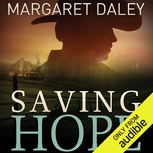 Saving Hope audiobook cover art