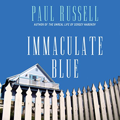 Immaculate Blue audiobook cover art