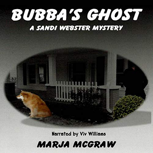 Bubba's Ghost audiobook cover art