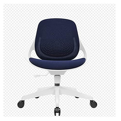 N\C YASA Sillas de escritorio ergonómicas Silla de oficina cómoda y simple silla de ordenador asiento dormitorio silla giratoria silla de escritorio sillas de ordenador buena familia