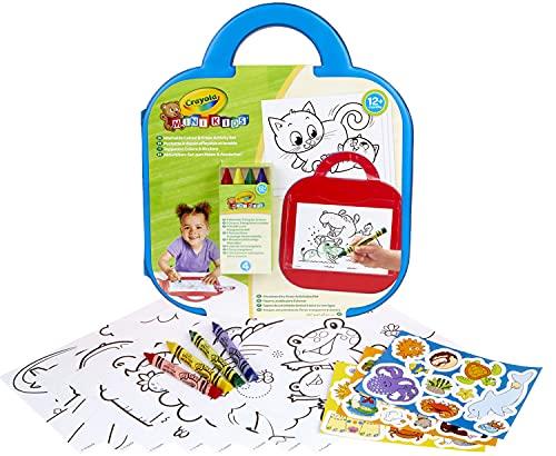 Crayola Mini Kids, Tappetino Colora & Ricolora 98-2000