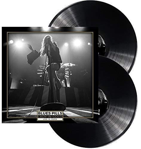 Lady In Gold Live In Paris (2 Lp Black)