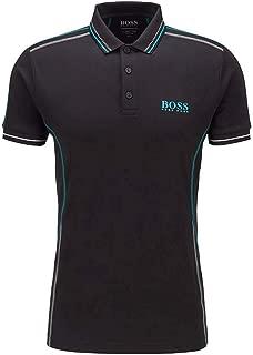 Hugo Boss 2020 Paule Pro 2 Slim-fit W/Contrast Stitching Golf Polo