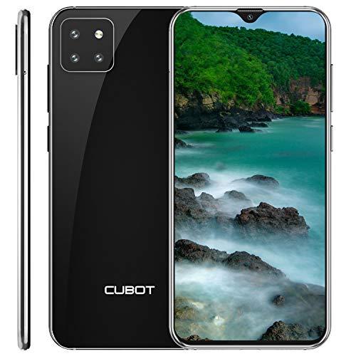 CUBOT X20pro 4G Android 9.0 Teléfono Movil Libre Pantalla 6,3' 19.5:9 FHD+, AI...
