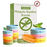 TUKNON Repelentes de Mosquitos, Pulseras Antimosquitos, Pulseras Repelentes...