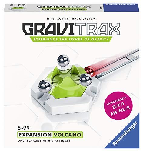 Ravensburger 26059 Gravitrax Vulcano, Accessorio, 8+ Anni, Gioco Logico-Creativo, Gioco STEM