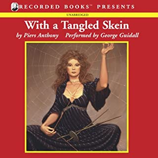 With a Tangled Skein: Incarnations of Immortality, Book Three
