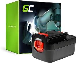 GC® (3Ah 12V Ni-MH) A12 A12-XJ A12EX A1712 B8315 BD1204L BPT1047 FS120B FS120BX FSB12 HPB12 Batterij voor Black & Decker B...