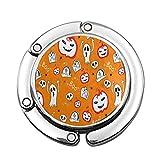 Carino Spettrale Fantasma Zucca Halloween Decorativo Grave Spider Personalizzato Pieghevole Borsa Borsa Borsa Gancio Appendiabiti