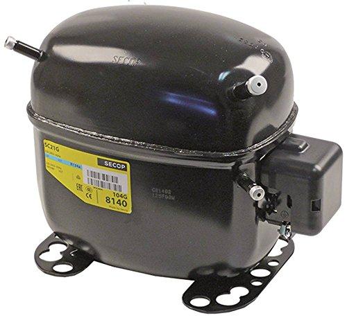 HMBP Kompressor SC21G Kältemittel R134a 50Hz Leistungsaufnahme 643W 220-240V 13,5kg 5/8HP