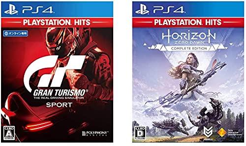 グランツーリスモSPORT + Horizon Zero Dawn Complete Edition セット【Amazon.co.jp限定】PlayStation Hits & Value Selection オリジナルPC&スマホ壁紙(配信)