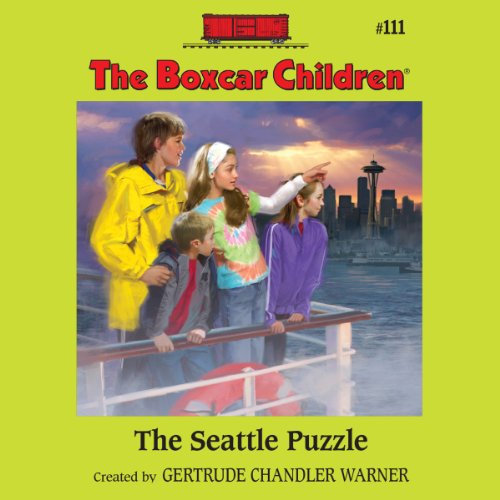 The Seattle Puzzle cover art