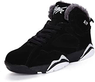 Winter Shoes Wear-Resistant Shock-Absorbing Non-Slip Sports Couple Shoes