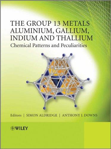 The Group 13 Metals Aluminium, Gallium, Indium and Thallium: Chemical Patterns and Peculiarities (English Edition)