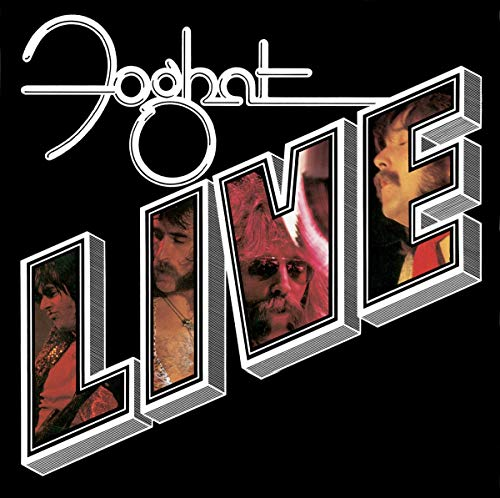 Foghat Live (Collector'S Edition)