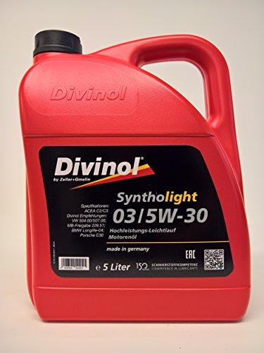 Divinol Syntholight 03 5W-30