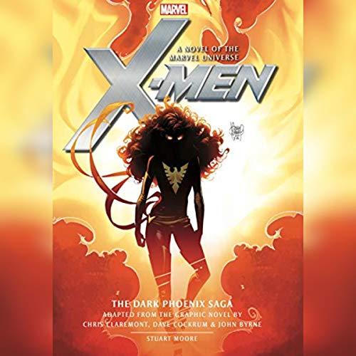 X-Men: The Dark Phoenix Saga cover art