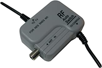 Innovation INTEC Innovation 7-38012-04011-9 Universal Rf Adapter For 8-Bit and 16-Bit Systems