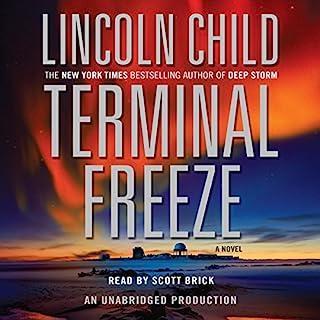 Terminal Freeze audiobook cover art