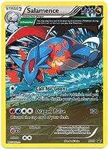 Pokemon Salamence Xy59 Promo Card Brand New Holo!