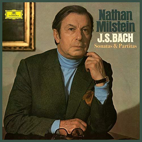 J.S. Bach: Sonatas & Partitas For Solo Violin (Ed. Limitada y Numerada)...