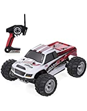 WLtoys A979-B RC Car 2.4G 1/18 Scale 4WD 70KM/h High Speed Electric RTR Monster Truck RC Car