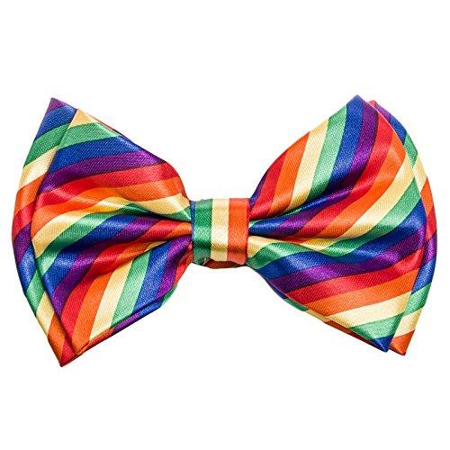 JTC Belt - Nœud papillon - Homme - Multicolore - Taille Unique