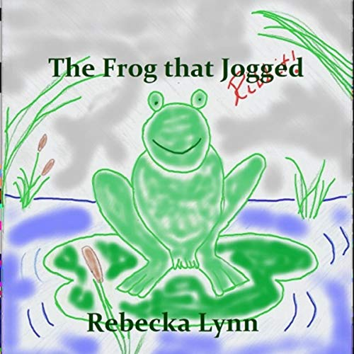 The Frog That Jogged cover art