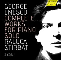 Enescu: Complete Works for Pia