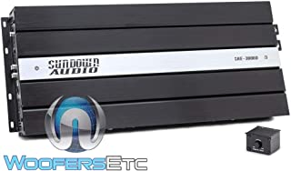 Sundown Audio SAE-3000D Monoblock 3000W RMS Digital Class D Amplifier