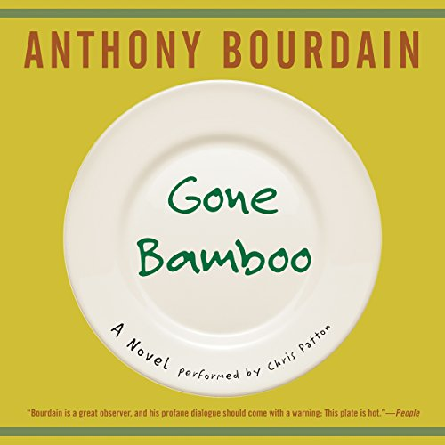Gone Bamboo audiobook cover art