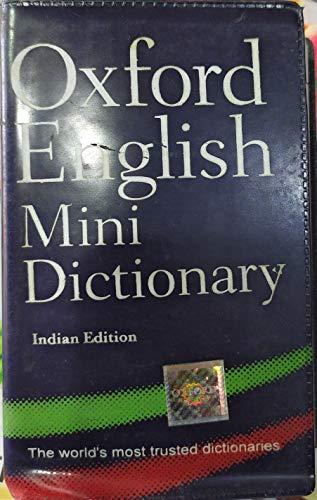 Oxford English Mini Dictionary, 7Th Edition