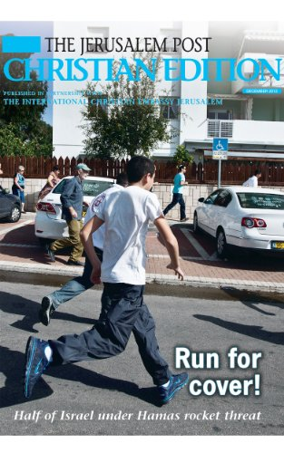 The Jerusalem Post, Christian Edition, Dec 2012 (English Edition)