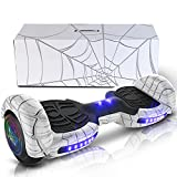 Emaxusa Hoverboard Self Balancing Scooter 6.5' Two-Wheel Hoverboards with...