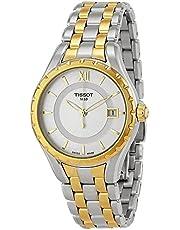 تيسوت ساعة رسمية للنساء انالوج من الستانلس ستيل - T072.210.11.038.00