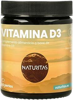 Vitamina D3 4000 UI 60 perlas