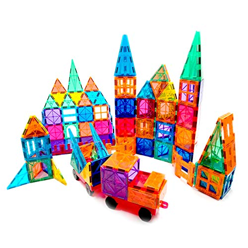 Magnetic Blocks, Building Block,Magnetic Building Blocks Set for Boys/Girls 150's Pack