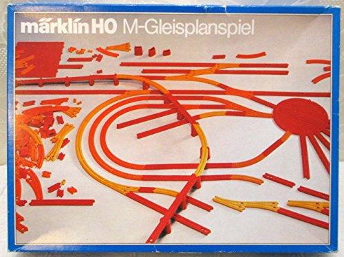 Märklin 0230 - Gleisplanspiel für M-Gleise