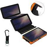 Solar Powerbank mit abnehmbaren Panelen